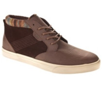 Outhaul Premium Sneakers brown flannel