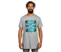Temple T-Shirt neutral grey