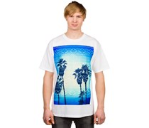 Tribal Oasis T-Shirt weiß