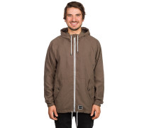 International Hooded Windbreaker