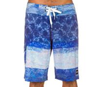 Lagoon Boardshorts blau