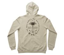 Anchor Palm Kapuzenjacke grau