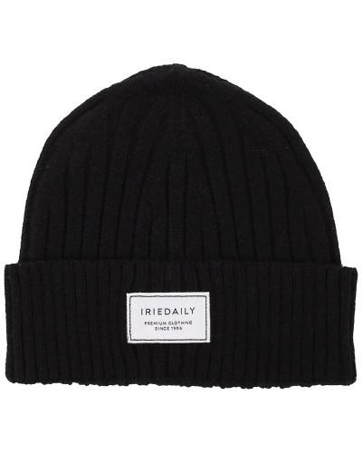 Heavy Rib Beanie black