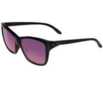 Hold On Polished Black Sonnenbrille schwarz