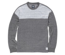 Meridian 2.0 Crew Sweater charcoal heathe