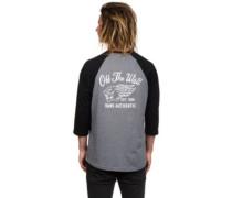 Panther Raglan T-Shirt LS black