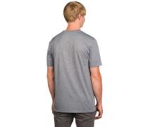 Concrete Dri Slim T-Shirt gray heather