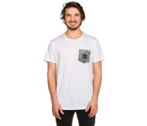 Street Ops Camo Pocket T-Shirt white