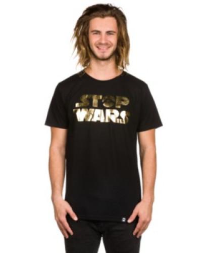 Stop Wars T-Shirt black