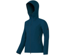 Base Jump So Hooded Softshell orion