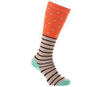 Merino Lift Access Socken orange