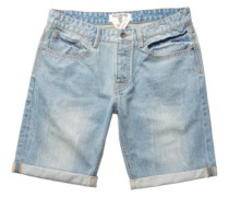 Straight Fifty 5 Pocket Shorts bleach daze