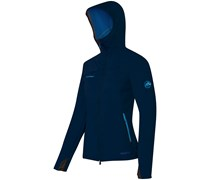 Mammut Ultimate Hooded Softshell Jacke