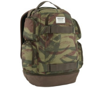 Distortion Backpack brushstroke camo