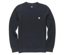 Cornell Crew Sweater flint black