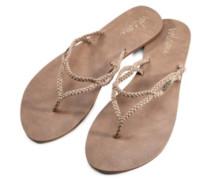 Party Sandals Women gold