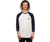 Baseline Raglan T-Shirt blau
