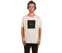 Square T-Shirt weiß