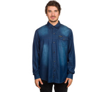 Rodney Hemd blau