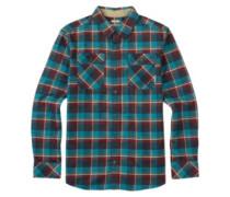 Brighton Shirt LS larkspur yolo plaid