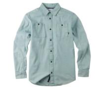 Fulton Shirt LS indigo rinse