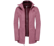 Morton Triclimate Outdoorjacke pink