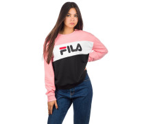 Leah Crew Sweater bright w