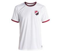 Tiago Jersey T-Shirt weiß