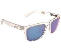 Chip Clear Sonnenbrille weiß