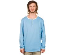 BT Henley T-Shirt blau