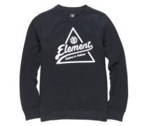 Ascent Crew Sweater flint black
