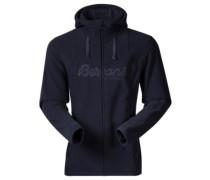 Bryggen Fleece Jacket nightblue