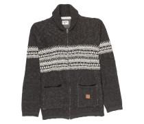 Doncaster Pullover black heather