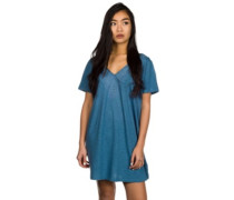 Dust In The Wind Dress captains blue