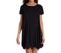 Goldy Night Dress black