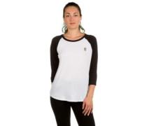 Peanuts Woodstock Raglan T-Shirt LS black