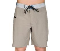 "Mirage Filler Up 19"" Boardshorts grey"