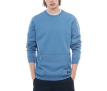 Fairmount Crew Sweater copen blue