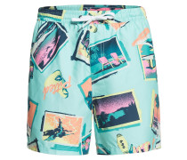 Vacancy Volley 16 Boardshorts beach glass