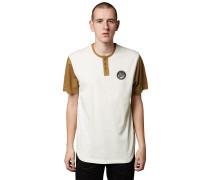 Gresham Henley T-Shirt weiß