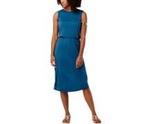 Ocean Side Dress morrocan blue