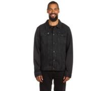 Creeper Denim Jacket dusty black