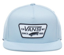 Full Patch Snapback Cap Boys baby blue