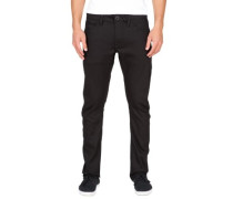 Vorta Form Jeans black on black