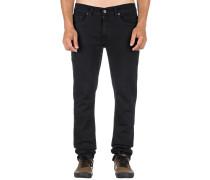 Rhode Island Slim Fit Jeans black