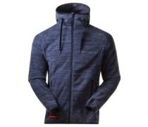 Hareid Fleece Jacket navy mel