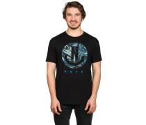 Canopy New Logo T-Shirt schwarz
