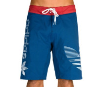 Basic Boardshorts mystery red