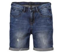 Select Denim Shorts pacific blue