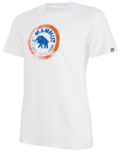 Seile T-Shirt white-ultramarine